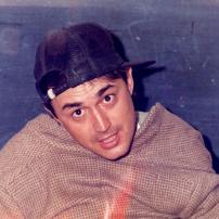 Café concert 1986 (actor)