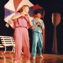 Creciendo con el cuerpo (dirección y puesta en escena - 1993)