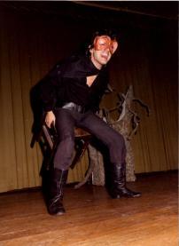 El herrero y el diablo (actor y director)
