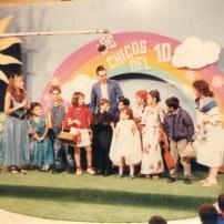 Los chicos del 10 - 1989 - 1990