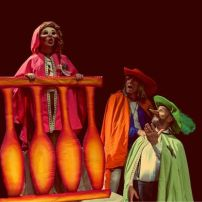 Pequeño Cyrano Ilustrado Direccion y puesta Leo Rey
